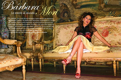 Barbaramori Wallpaper (Click here for enlarged image)